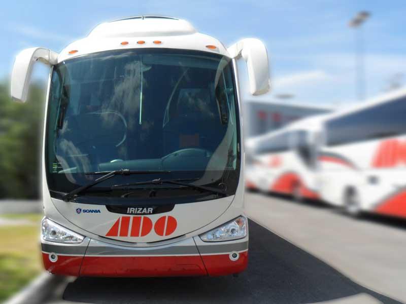 ADO bus cancun to tulum