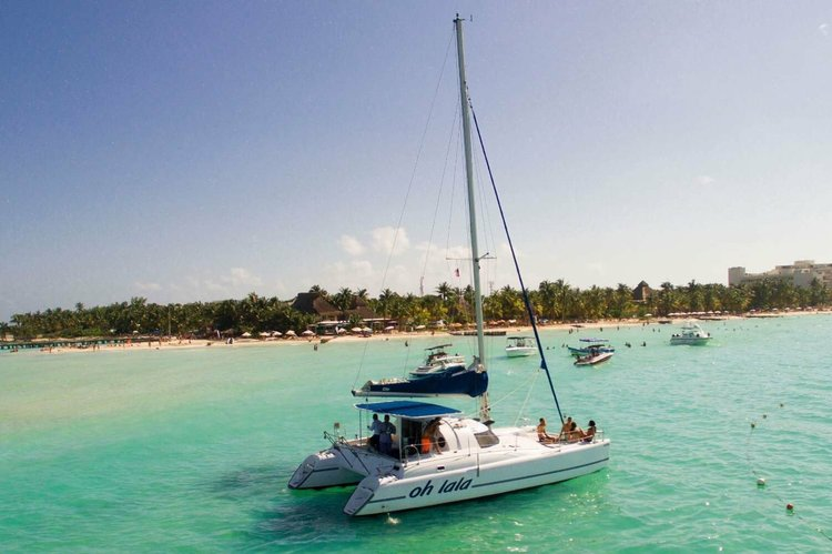 boat rental from cancun to isla mujeres