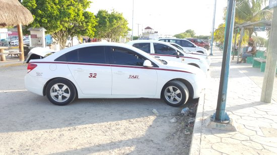 private taxi to holbox