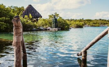 How far is Akumal from Cancun