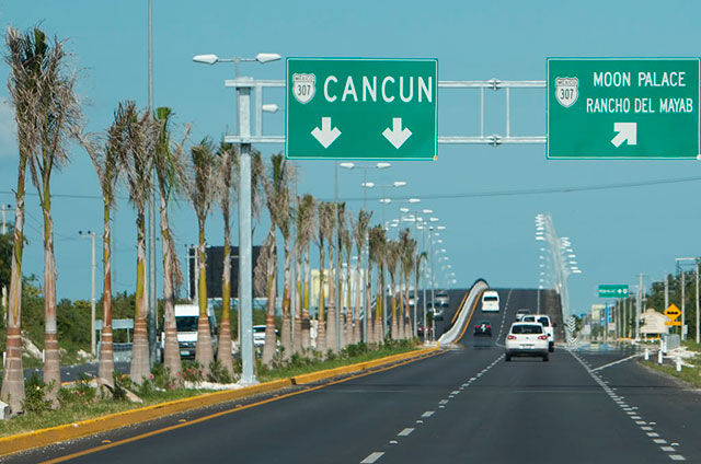 cancun to chchen itza