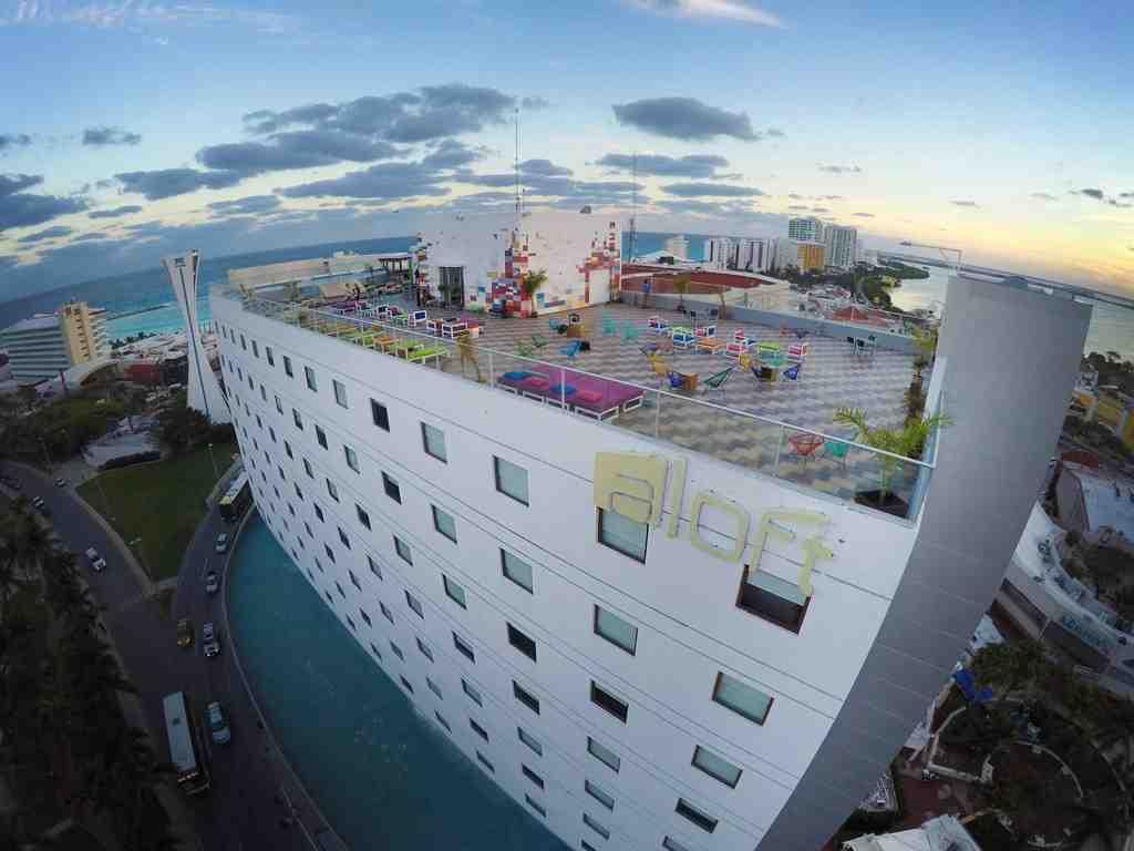 Aloft Cancun Hotel