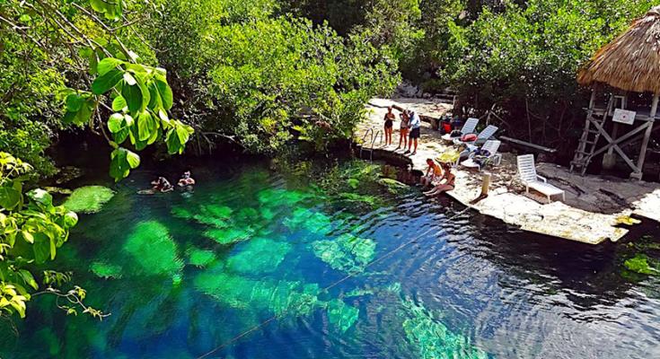 Cenote Kin Há Cenote