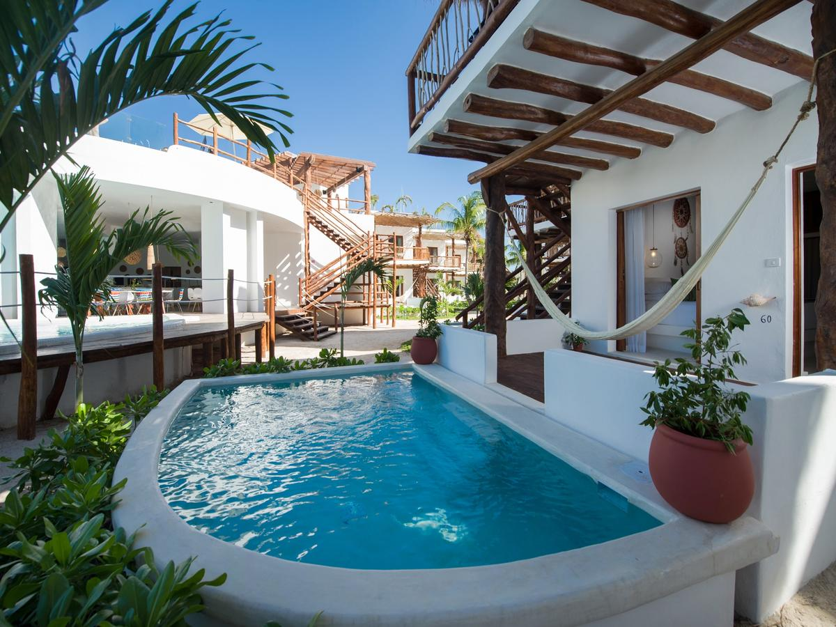 HM Palapas del Mar Villas Holbox hotels all inclusive