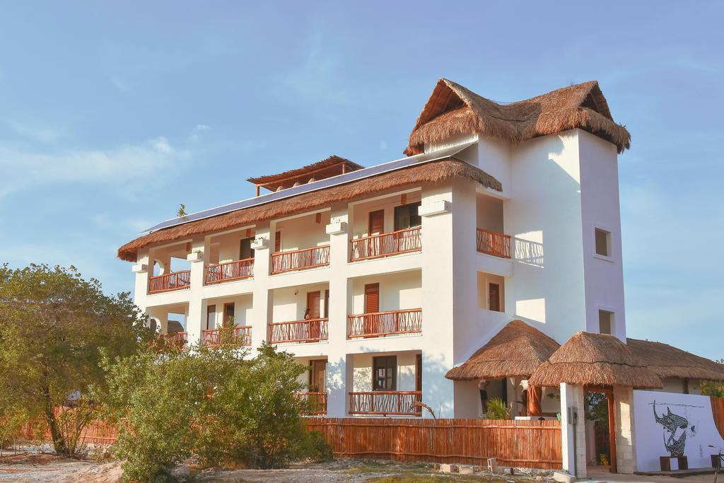 Hotel Casa Hx - Hotels in Holbox All Inclusive