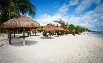 Las Perlas Beach Cancun o playa las perlas cancun