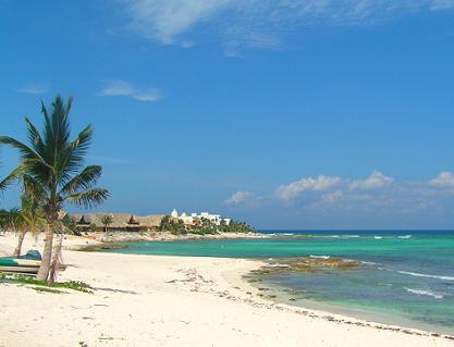 Paa Mul riviera maya beaches