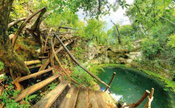 Ruta de los Cenotes Puerto Morelos
