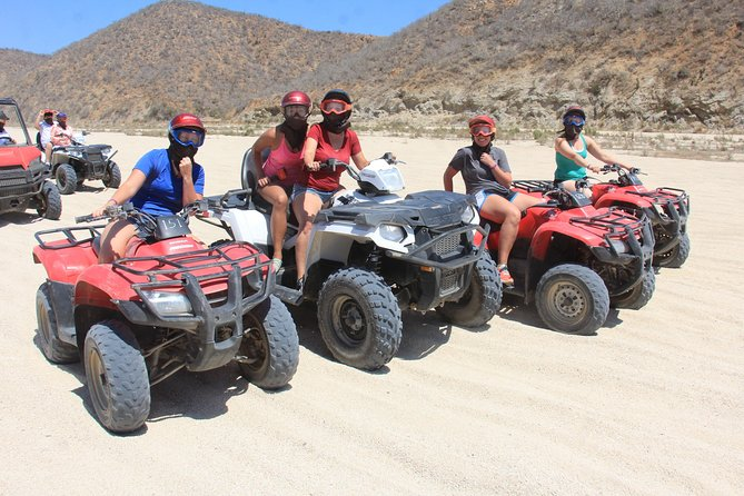 things to do in los cabos - atv ride