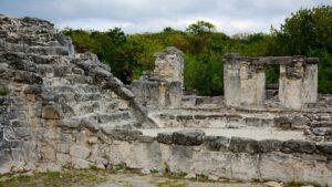 Cancun Archeological Sites