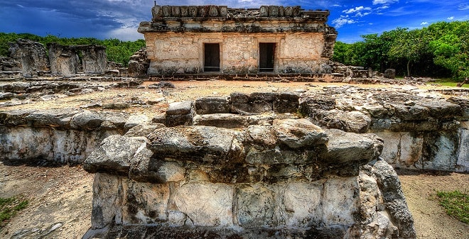 Cancun Archeological Sites