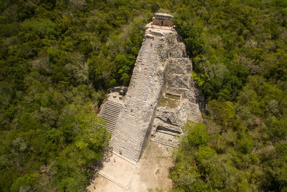 Coba Archaeological Zone