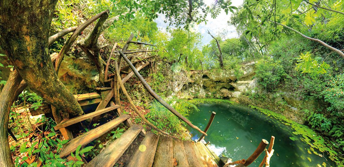 Things to do in Puerto Morelos Cenote Route