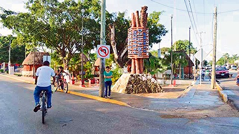 Town of Puerto Morelos