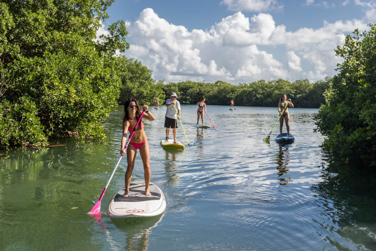 Enjoy the Nichupté Lagoon - What to do in Cancun Hotel Zone