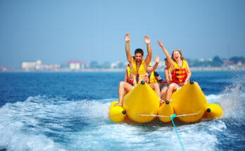 Have fun with water activities - What to do in Cancun Hotel Zone