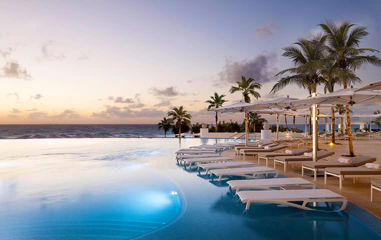 Le Blanc Spa Resort Cancun Adults Only All-Inclusive adults only all inclusive cancun