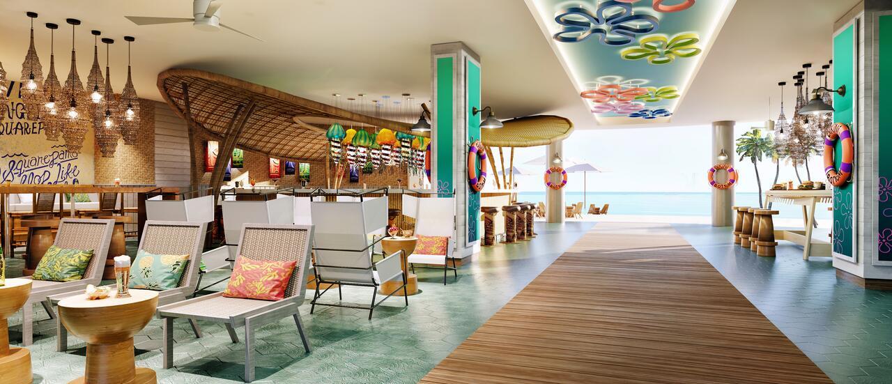 Nickelodeon Hotels & Resorts Riviera Maya - Beachfront hotels in Cancún
