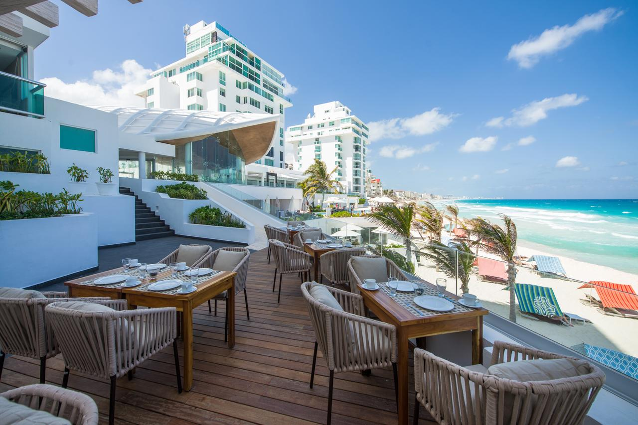 Oleo Cancun Playa Boutique All Inclusive Resort - Beachfront hotels in Cancún