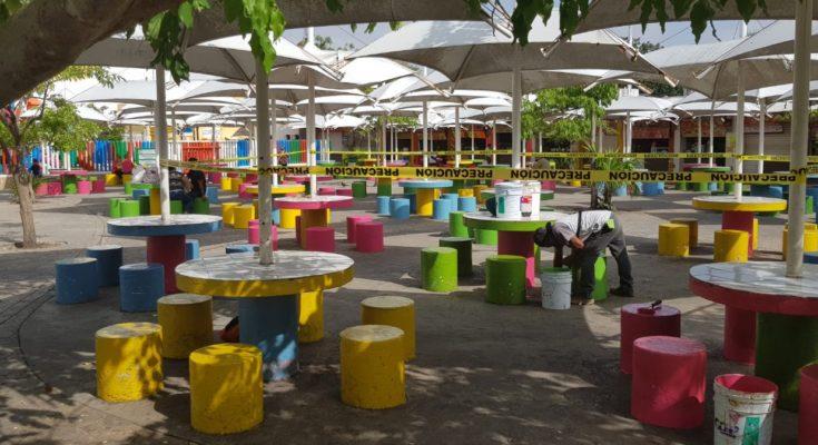 Parque de Las Palapas Cancun