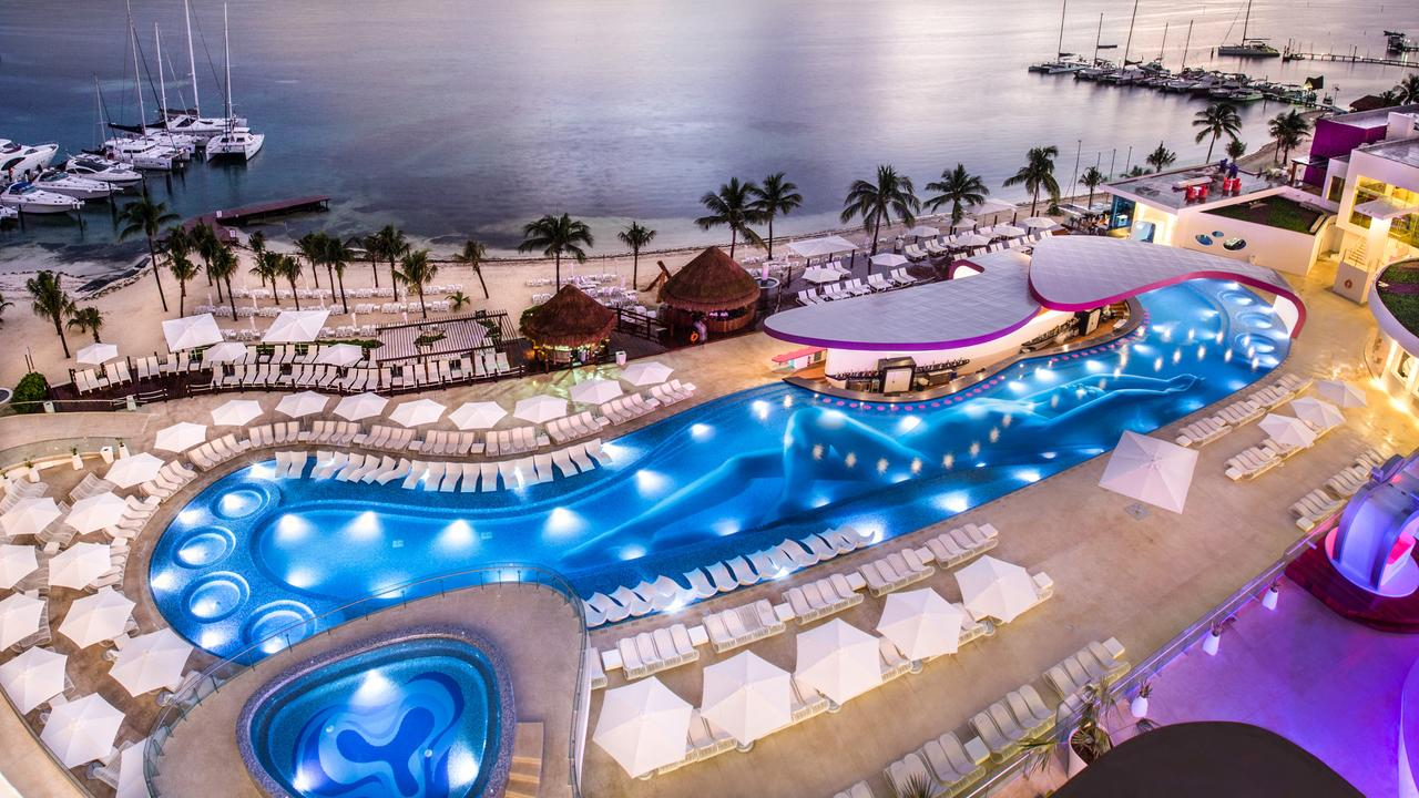 Temptation Cancun Resort – All Inclusive – Adults Only