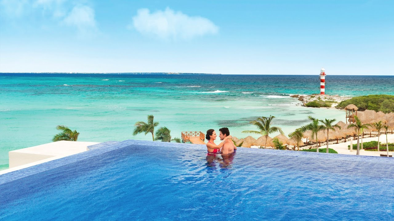 Turquoize at Hyatt Ziva Cancun – Adults Only – All Inclusive best adults only all inclusive cancun