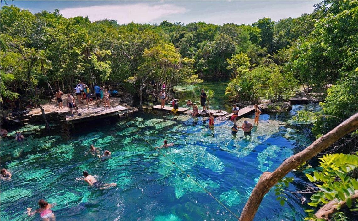 Cenotes Route - cheap cancun tours