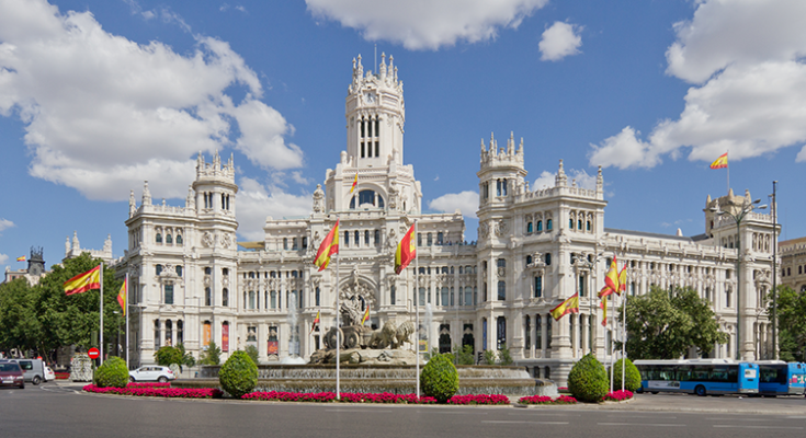 Cibeles Palace - things to do in madrid