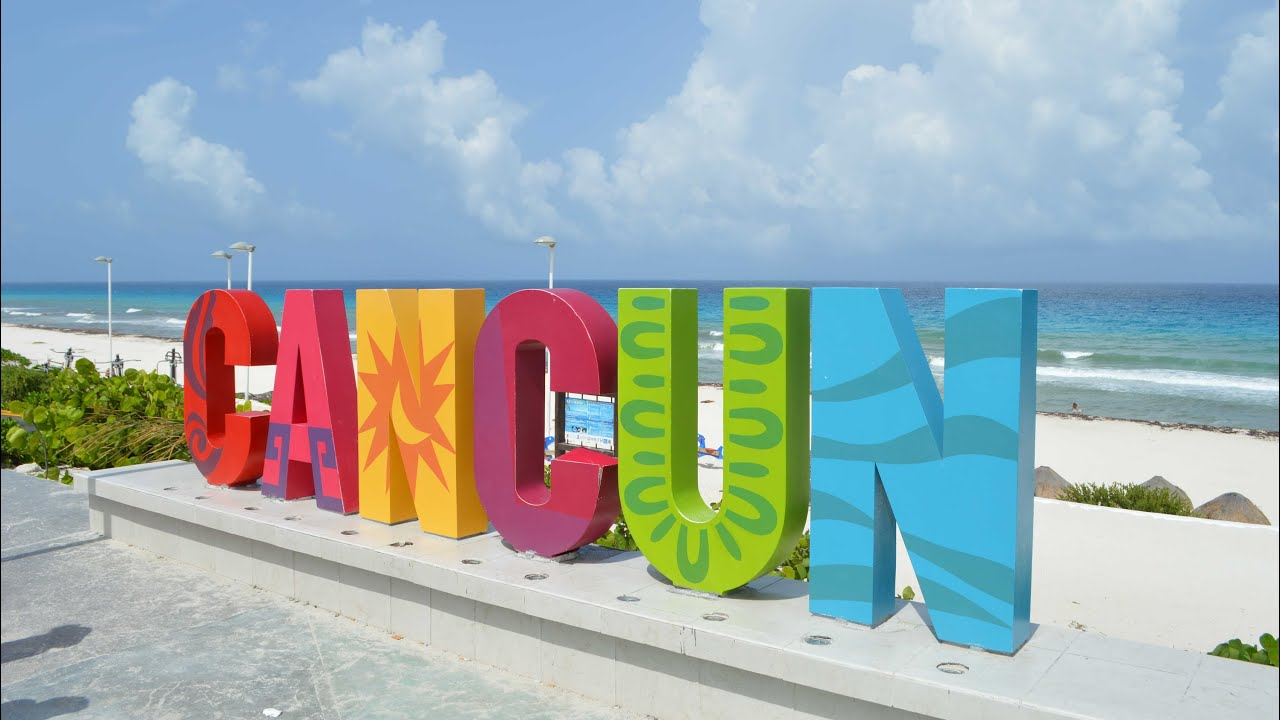 Famous places in Cancun