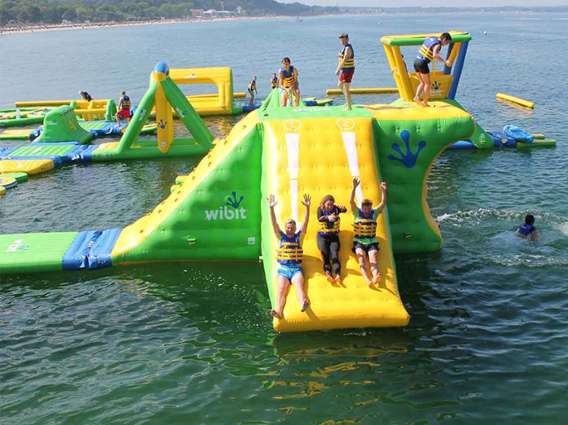 Float Fun Cancun - activities in cancun for families
