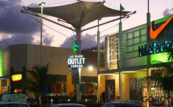 Las plazas Outlet Cancun