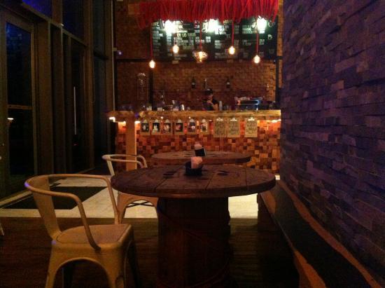 Pepe Piranha Cafe in cancun