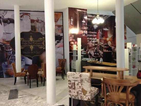 Professor's Cafe