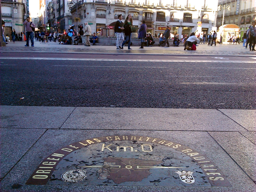 Puerta del Sol - what to see and do in madrid
