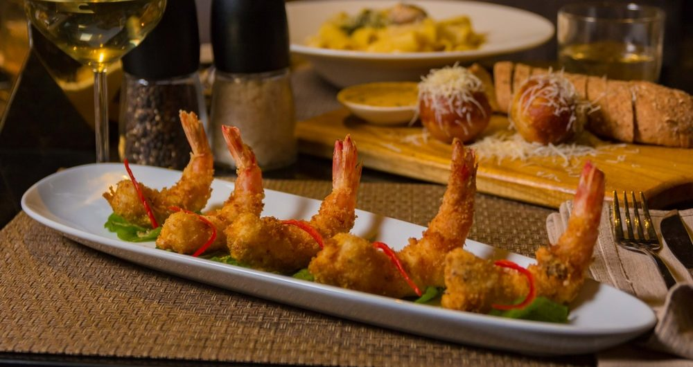 Seafood restaurants in Cancun