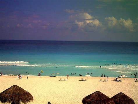 The Cancun lookout point Famous places in Cancun