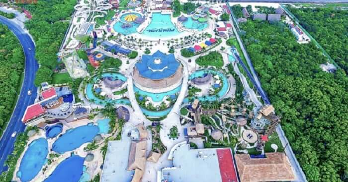 Ventura Park Cancun - cheap tours in cancun