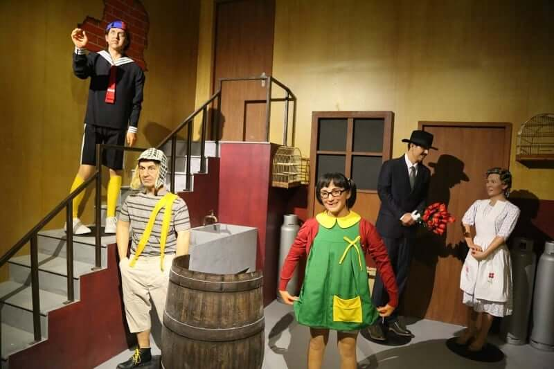 Wax Museum - what to do in cancun with kids