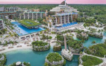 Xcaret Hotel canucn honeymoon