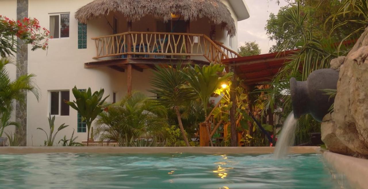 Zamunda Garden View Apartments best accommodations in tulum