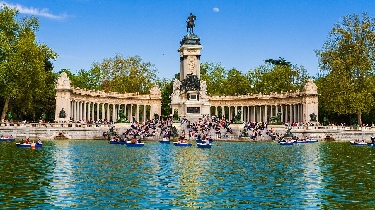 what to see in madrid