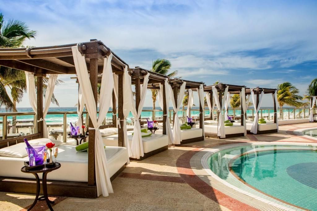 All inclusive Hotels Cancún Mexico
