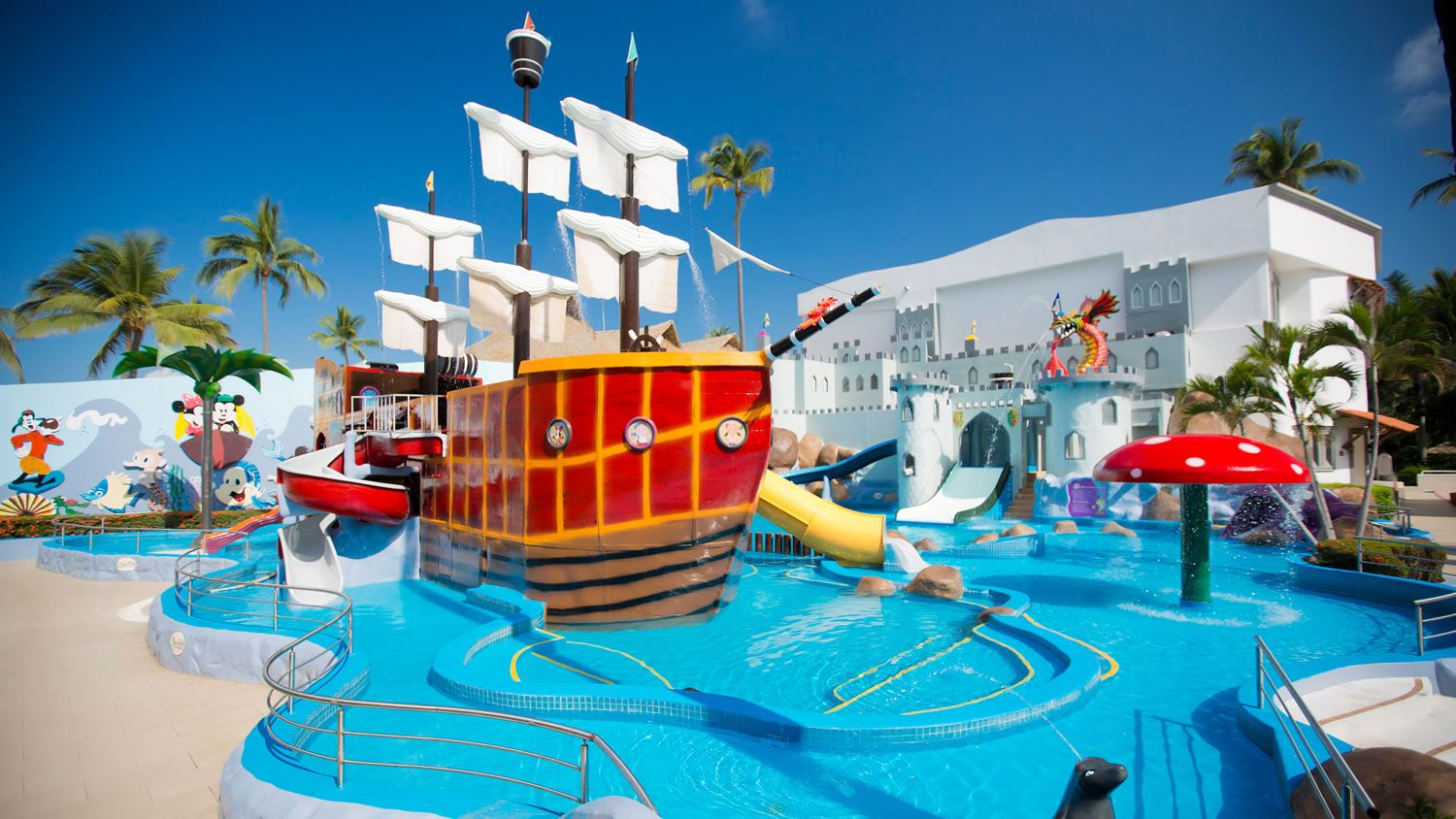 Cancun hotels for kids