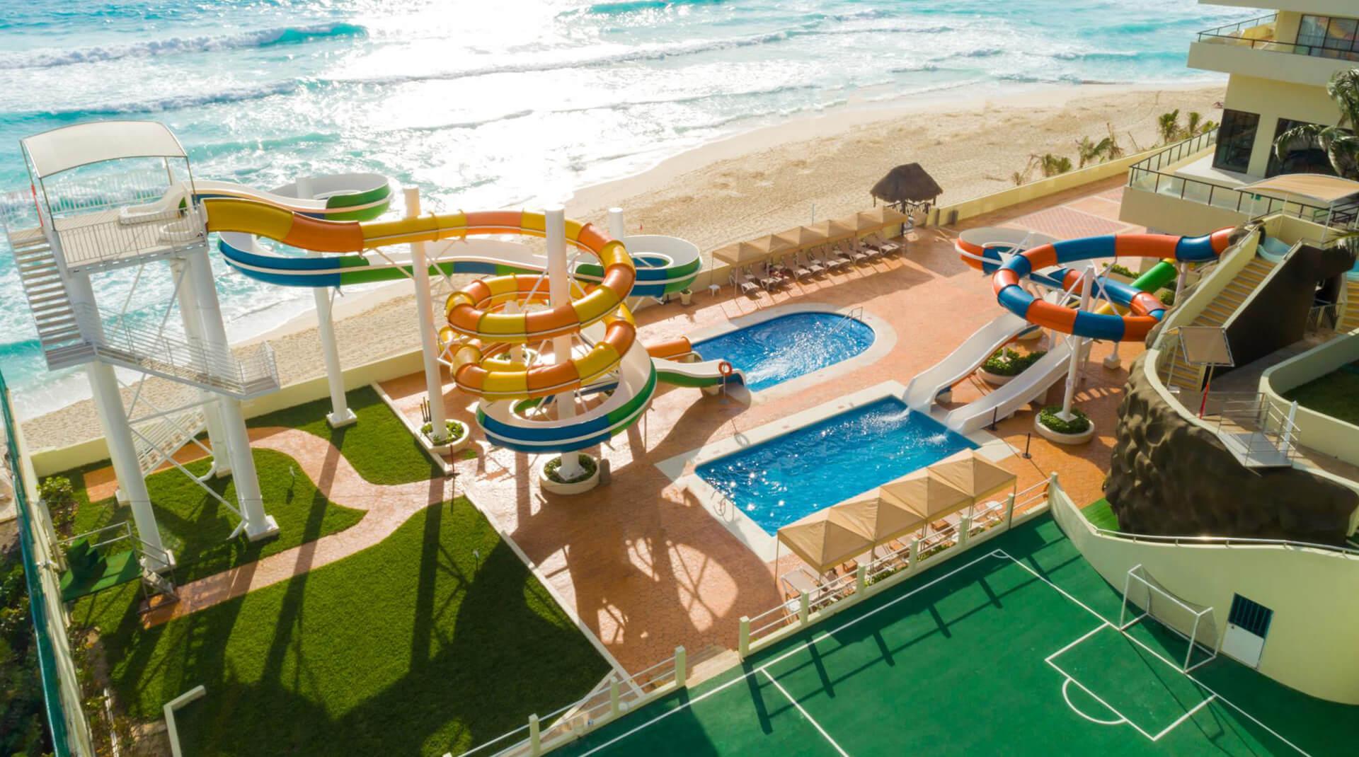 Crown Paradise Club Cancun - all inclusive hotels cancun mexico