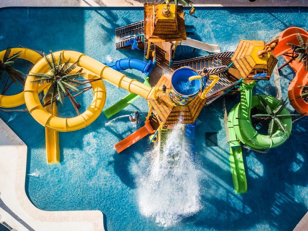 Hard Rock Hotel Riviera Maya - best hotel for kids in cancun