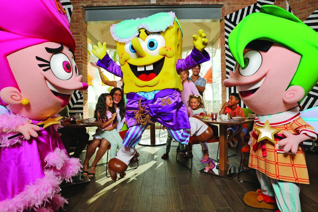 Nickelodeon Riviera Maya Hotel - best hotel for kids in cancun