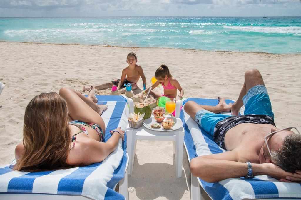 Seadust Cancun Family Resort - otels cancún mexico all inclusive
