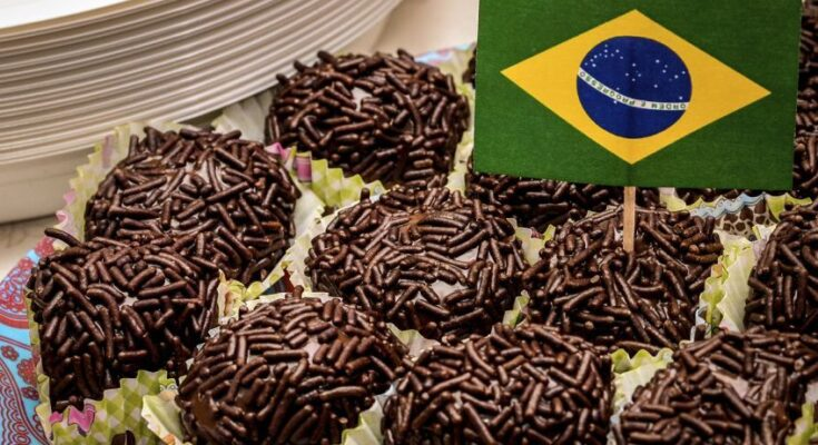 Typical Brazilian Dishes