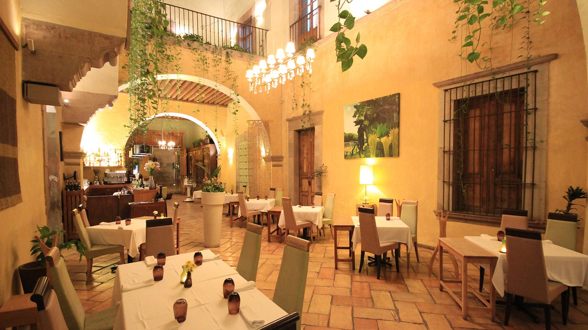Best Restaurants in Queretaro
