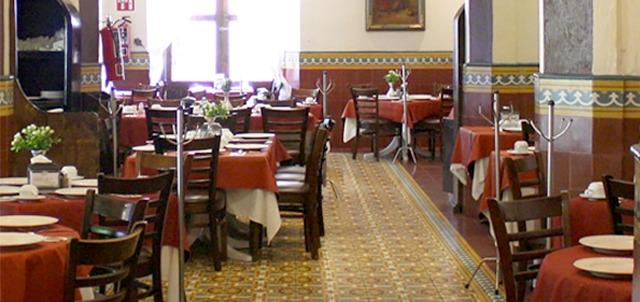 El Mesón de Chucho El Roto where to eat queretaro